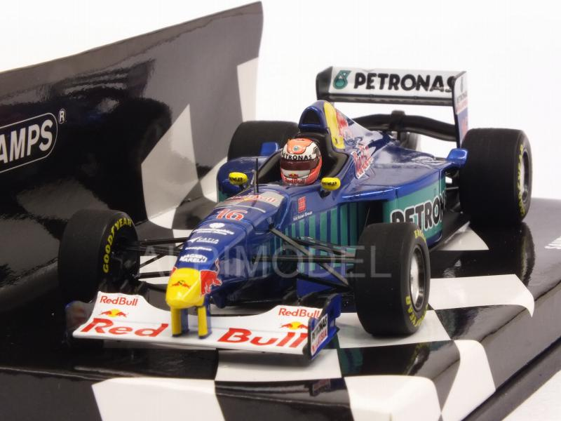 Sauber C16 Ferrari #16 1997 Johnny Herbert by minichamps