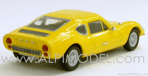 Melkus RS 1000 1972 Yellow - minichamps