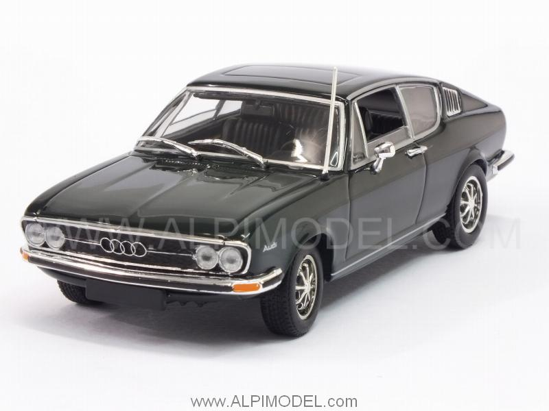 Audi 100 Coupe 1969 (Dark Green) by minichamps