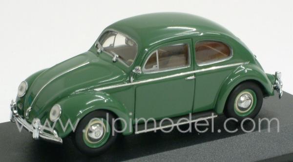 Minichamps Volkswagen 1200 Kaefer Beetle Oval Window 1953