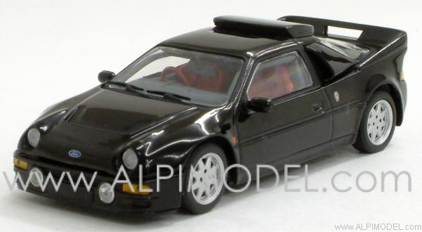 Ford RS 200 right-hand-drive 1986 (Black) by minichamps