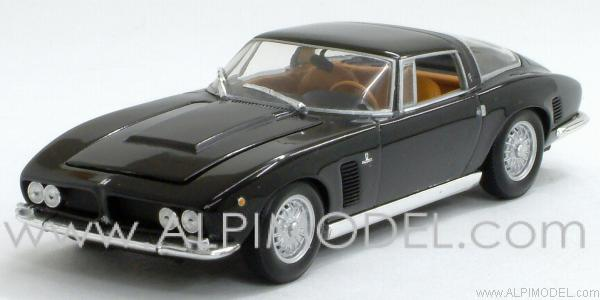 Iso Grifo 7 Litri 1968 Black by minichamps
