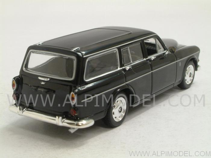 Volvo 121 Amazon Break 1966 (Black) - minichamps