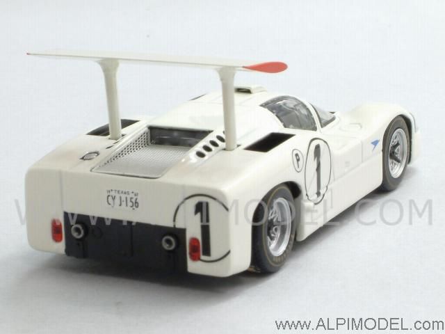 Chaparral 2F Winners Boac 500 Brands Hatch 1967 Hill - Spence - minichamps