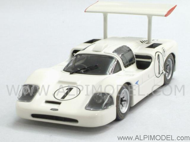 Chaparral 2F Winners Boac 500 Brands Hatch 1967 Hill - Spence by minichamps