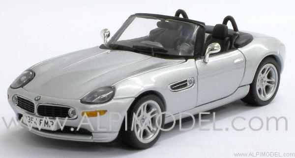 BMW Z8 007 James Bond  'The world is not enough' by minichamps