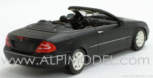 minichamps 436031432 mercedes clk cabriolet 2002 39 fulda 39 1 43. Black Bedroom Furniture Sets. Home Design Ideas