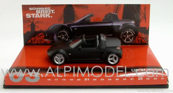 Smart Roadster 2003 'FULDA' - minichamps