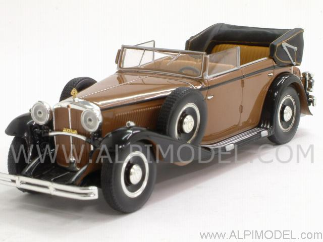 Maybach Zeppelin 1932 Brown by minichamps