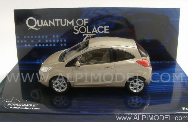 Ford Ka  James Bond Quantum Of Solace By Minichamps