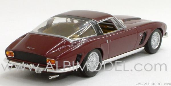 Iso Grifo 7 Litri 1968 Red Metallic  (in Gift box) - minichamps