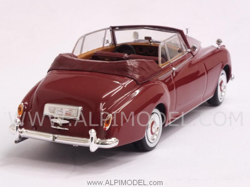 Rolls Royce Silver Cloud Ii Cabriolet 1960 (Red) - minichamps