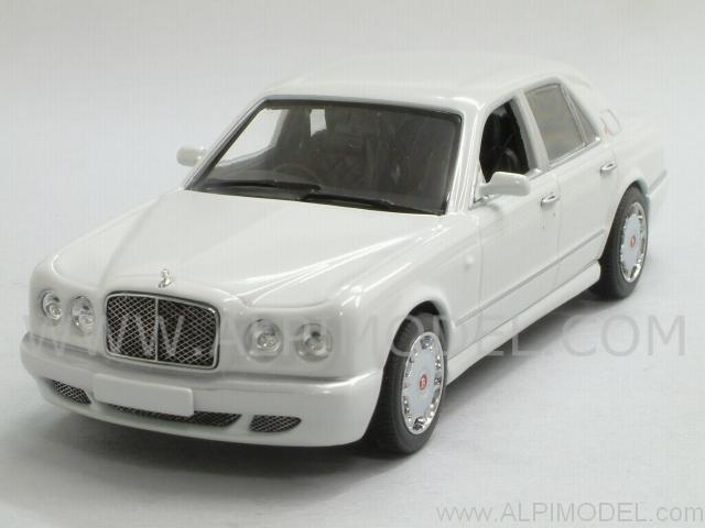 Bentley Arnage 2005 LINEA BIANCO by minichamps