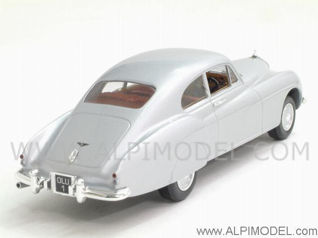 Bentley R Type Continental 1955 (Silver) - minichamps