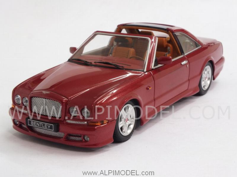 Bentley Continental SC 1996 (Red Metallic) by minichamps