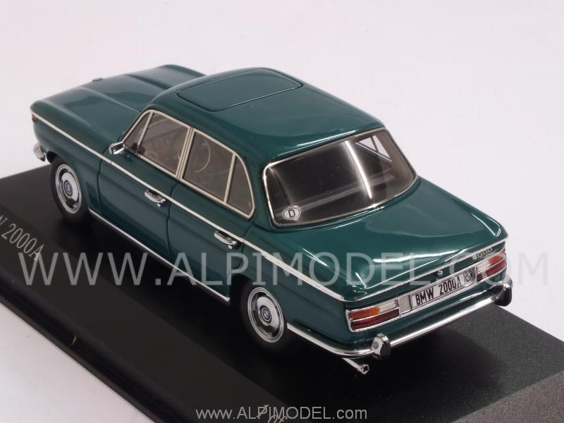 BMW 2000A 1962 (Green) - minichamps