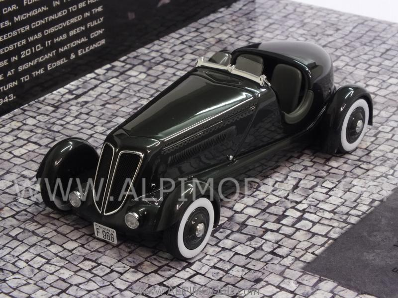 Edsel Ford's Model 40 Special Speedster Early Version 1934 - minichamps