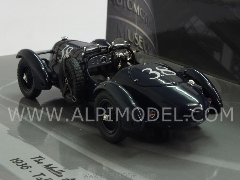 Talbot Lago T 26-SS Grand Prix 1936 Mullin Museum collection - minichamps