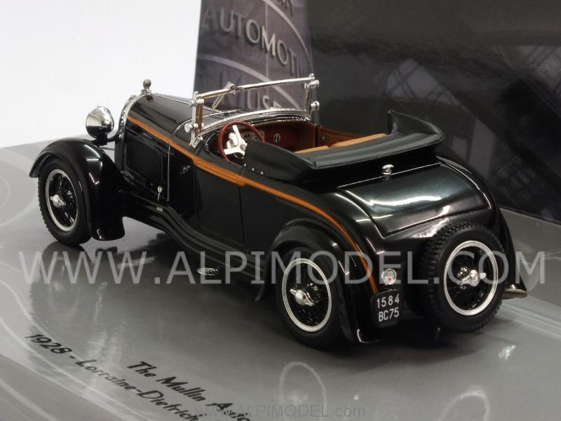 Lorraine Dietrich Type B3-6 Sports Roadster 1928 Mullin Museum Collection - minichamps