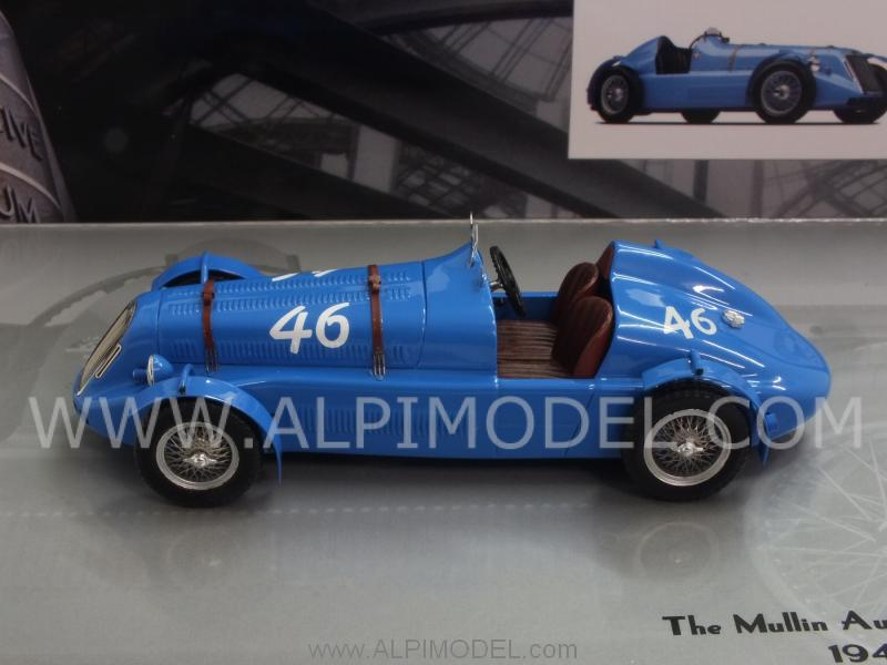 Delage D6 Grand Prix 1946 Mullin Museum Collection by minichamps