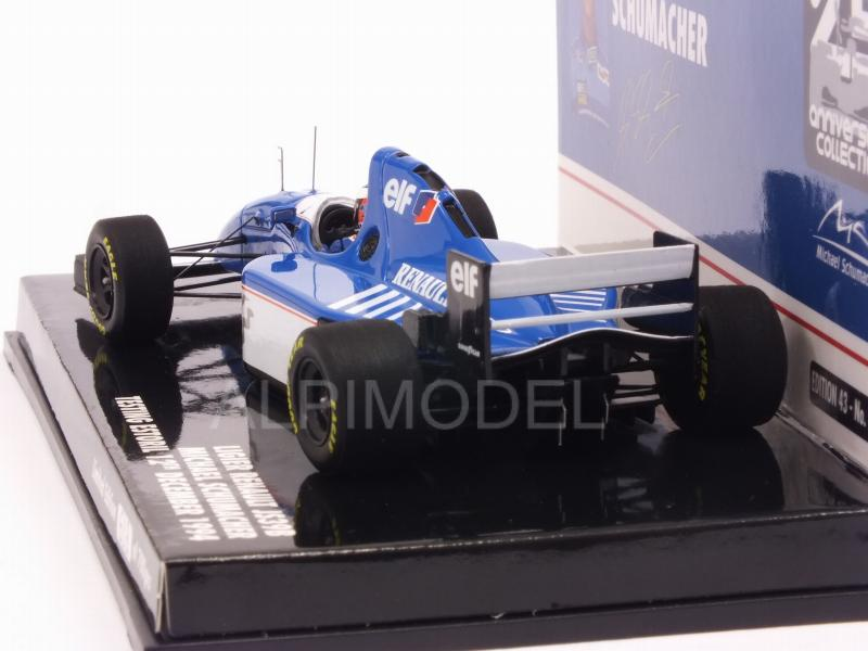 Ligier JS39B Renault Test Estoril 1994 Michael Schumacher - minichamps