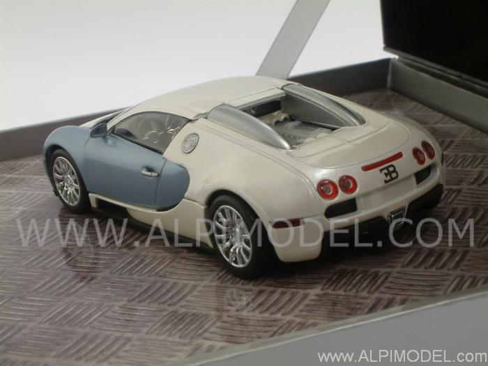 minichamps 519431101 bugatti veyron 2009 polar metallic. Black Bedroom Furniture Sets. Home Design Ideas