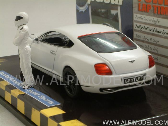MINICHAMPS 519431390 Bentley Continental Supersport 2009 Top
