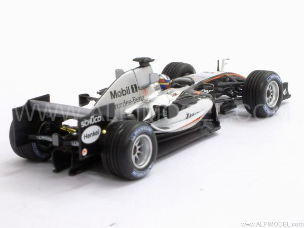 McLaren Mercedes MP4/20 Winner British GP 2005 Juan Pablo Montoya - minichamps