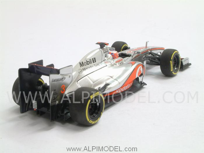 McLaren MP4/27 Mercedes  2012   Jenson Button - minichamps