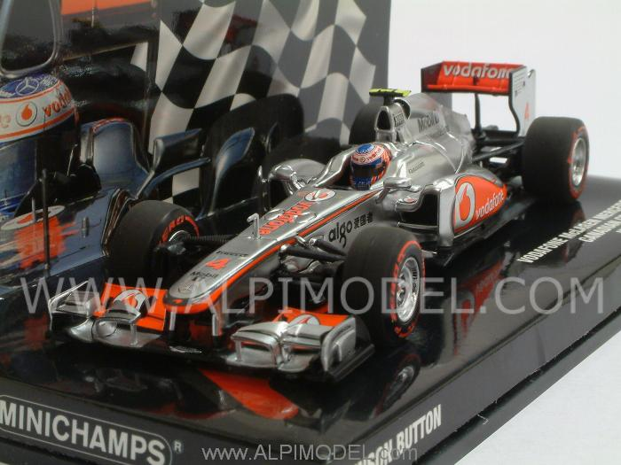 MCLaren MP4/26 Mercedes Winner GP Canada 2011  Jenson Button - Special Edition - minichamps