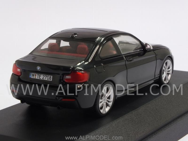 BMW Serie 2 Coupe 2014 (Black) BMW Promo - minichamps