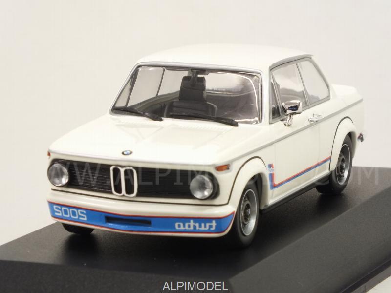 BMW 2002 Turbo weiß 1:43 MaXichamps Minichamps 940022201 neu /& OVP