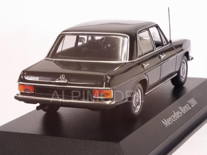 Mercedes 200 //8 1968 schwarz 1:43 MaXichamps Minichamps neu /& OVP 940034005