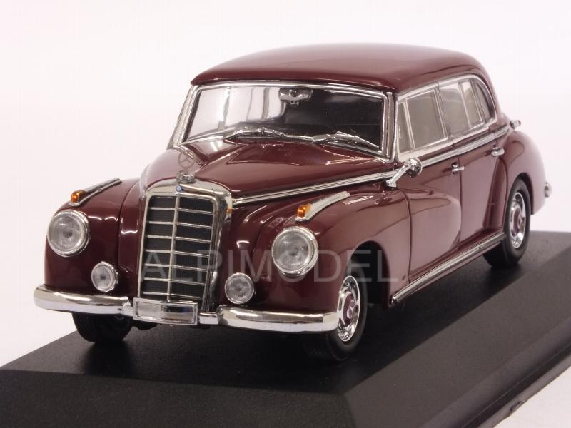 Mercedes 300 1951 (Dark Red)  'Maxichamps' Edition by minichamps