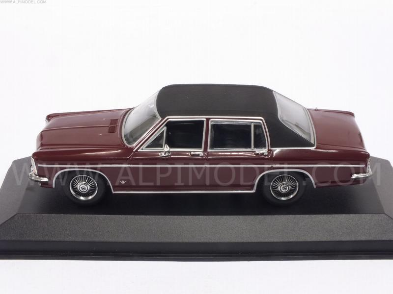 minichamps 940046071 opel diplomat b 1969 dark red. Black Bedroom Furniture Sets. Home Design Ideas