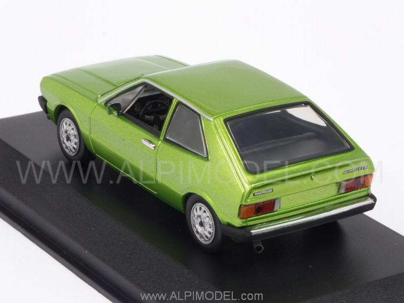 Volkswagen Scirocco 1974 (Green Metallic)  'Maxichamps' Edition - minichamps