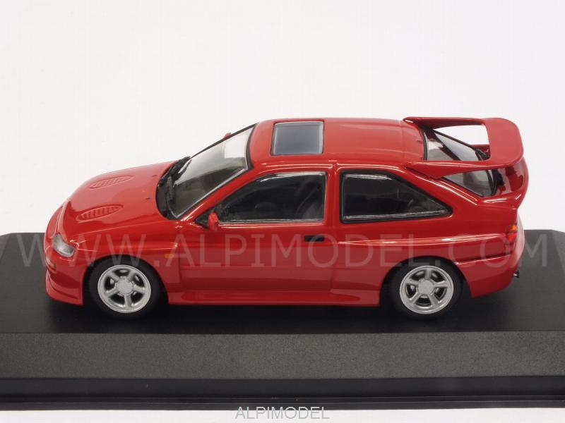 Ford Escort RS Cosworth 1992 (Red)  'Maxichamps' Edition - minichamps