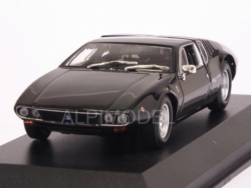 De Tomaso Mangusta 1967 (Black)  'Maxichamps' Edition by minichamps