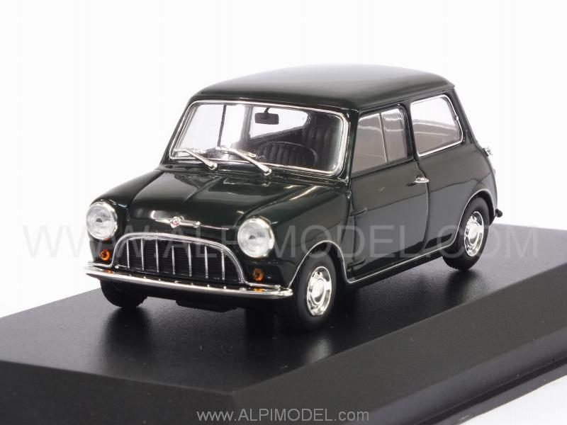 Morris Mini 850 Mk1 1960 (Dark Green) 'Maxichamps Collection' by minichamps