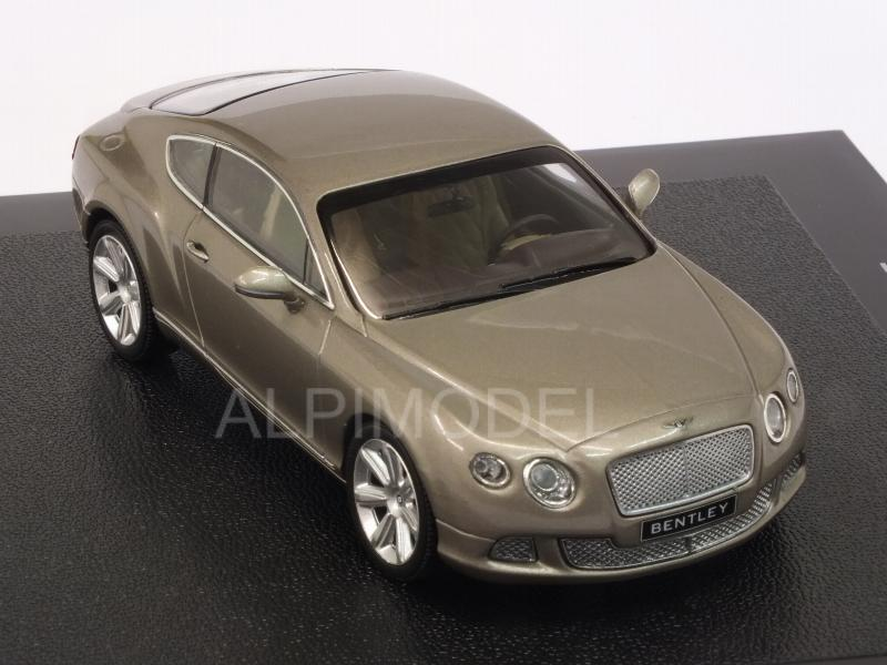 Bentley Continental GT 2011 (Liquid Mercury) - minichamps