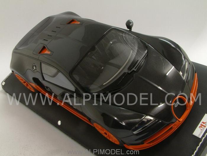 mr-collection Bugatti Veyron Super Sport World Record Edition (1/18 ...