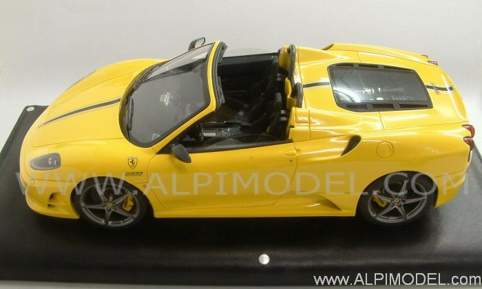 Mr collection Ferrari 430 Scuderia Spider 16M Yellow