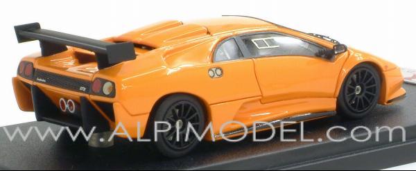 Mr Collection Lamborghini Diablo Gt2 1998 Orange 1 43