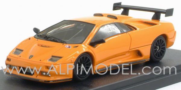 Mr Collection Mr127a Lamborghini Diablo Gt2 1998 Orange 1 43