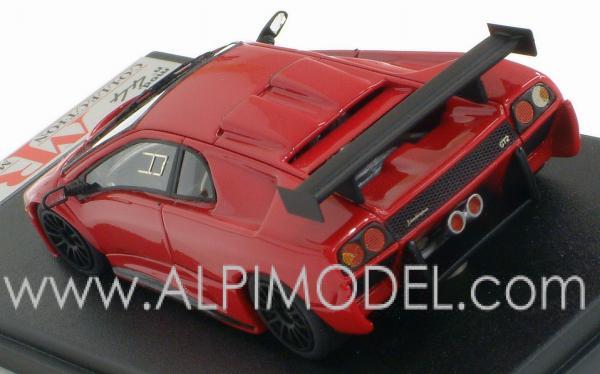Mr Collection Mr127b Lamborghini Diablo Gt2 1998 Red 1 43