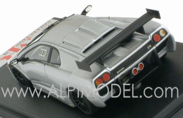 Mr Collection Lamborghini Diablo Gt2 1998 Silver 1 43