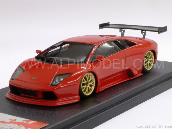 Mr Collection Mr167red Lamborghini Murcielago R Gt Pre Serie