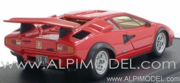 mr collection lamborghini countach lp 500s walter wolf red 1 43 scale model. Black Bedroom Furniture Sets. Home Design Ideas