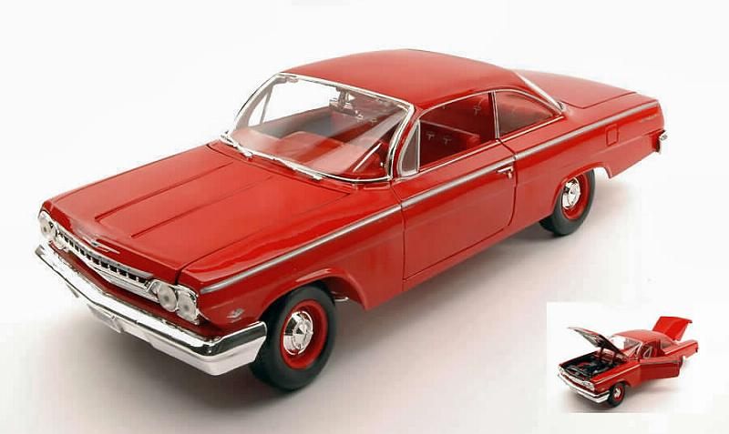 Chevrolet Bel Air 1962 (Red) by maisto