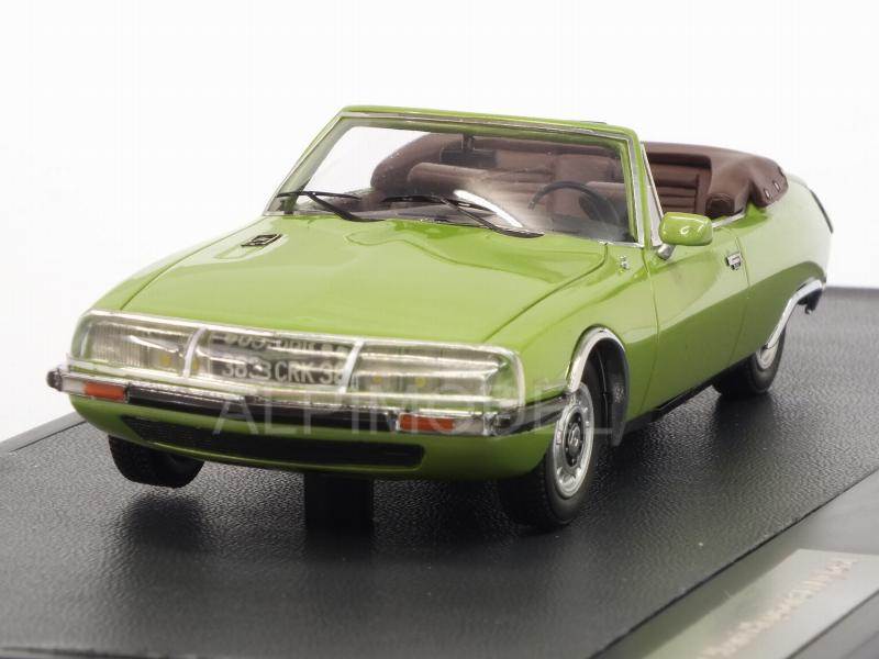 Citroen SM Mylord by Henry Chapron 1971 (Brown/Green Metallic) by matrix-models